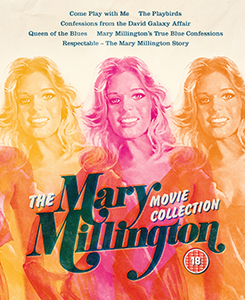 The Mary Millington Story Movie Collection by Simon Sheridan
